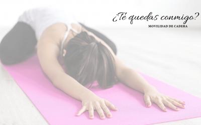 Movilidad de cadera – La flexión
